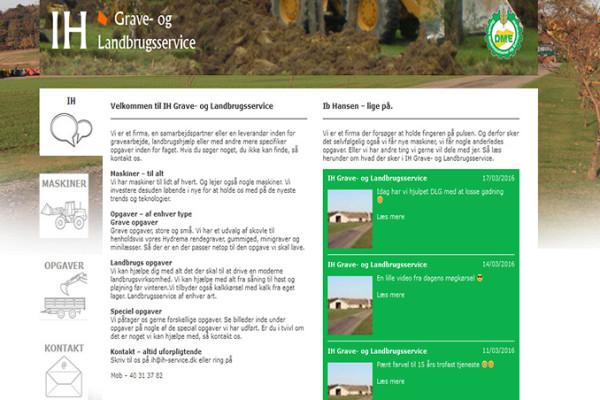 IH Grave-og Landbrugs service