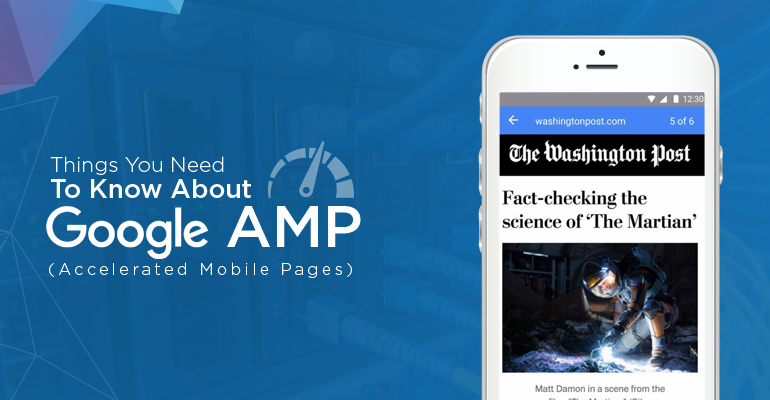 What is AMP (The Accelerated Mobile Pages) ?