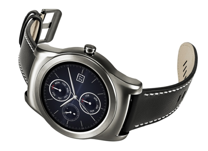 LG smart watch android's ware 2.0