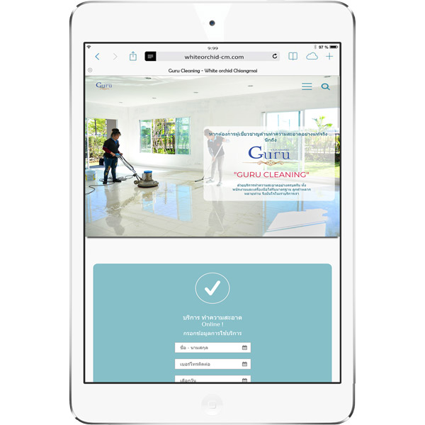 Website design in Chiangmai